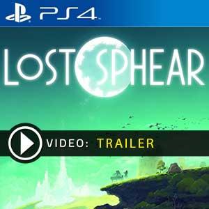 Lost Sphear PS4 Precios Digitales o Edición Física