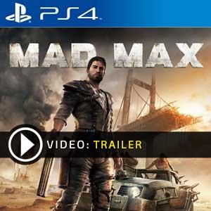 Mad Max PS4 Digital Download und Box Edition