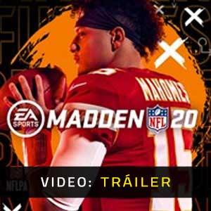 Madden NFL 20 Tráiler En Vídeo