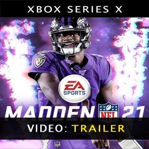 Comprar Madden NFL 21 Xbox Series X Barato Comparar Precios