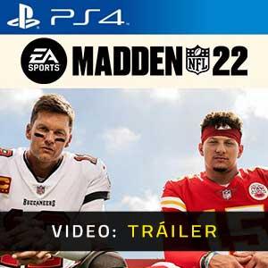 Madden NFL 22 PS4 Video dela campaña