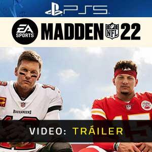 Madden NFL 22 PS5 Video dela campaña
