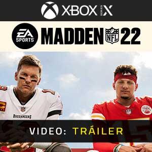 Madden NFL 22 Xbox Series X Video dela campaña