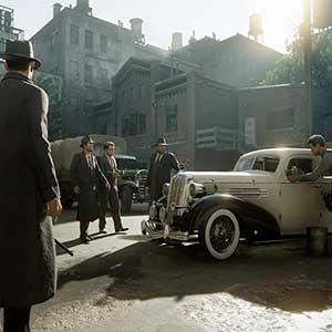 Mafia Definitive Edition video de juego