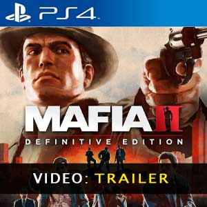 Mafia Definitive Edition trailer video