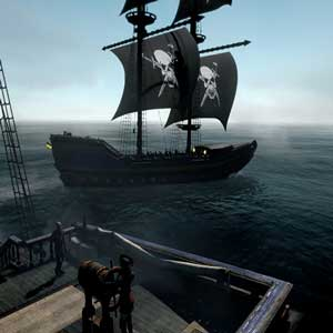 Man O War Corsair Barco pirata