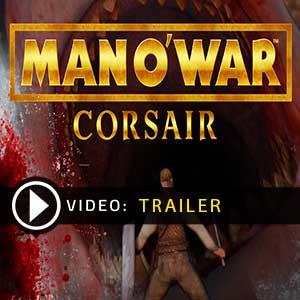 Comprar Man O War Corsair CD Key Comparar Precios