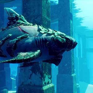 Explorar naufragios hundidos