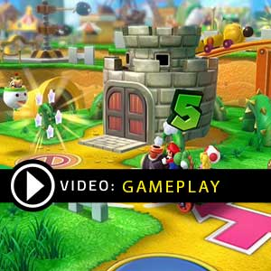 Mario Party 10 Nintendo Wii U Gameplay Video