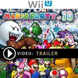 Comprar Mario Party 10 Nintendo Wii U Descargar Código Comparar precios
