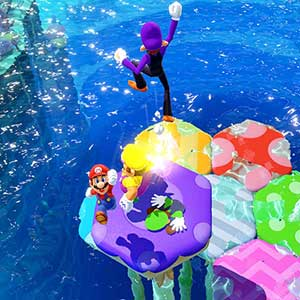 Mario Party Superstars Mezcla De Hongos