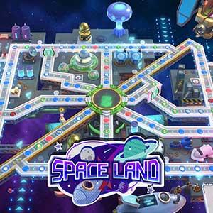 Mario Party Superstars Tierra Del Espacio