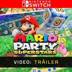 Mario Party Superstars Nintendo Switch Vídeo En Tráiler