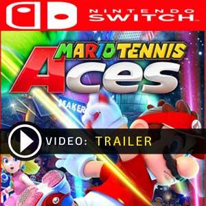 Comprar Mario Tennis Aces Nintendo Switch Barato comparar precios