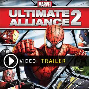 Comprar Marvel Ultimate Alliance 2 CD Key Comparar Precios