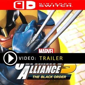 Comprar MARVEL ULTIMATE ALLIANCE 3 The Black Order Nintendo Switch Barato comparar precios