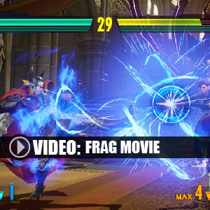 Marvel vs Capcom Infinite Frag Movie