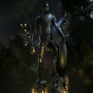 Marvel's Avengers La estatua del Captain America