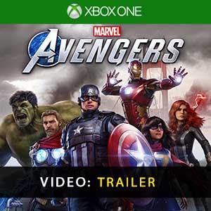 Marvel's Avengers Video Trailer