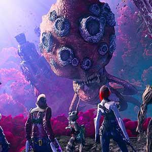 Marvel's Guardians of the Galaxy Los Guardianes De La Galaxia