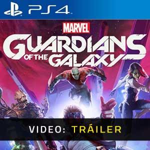 Marvel's Guardians of the Galaxy PS4 Tráiler En Vídeo