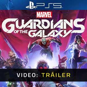 Marvel's Guardians of the Galaxy PS5 Tráiler En Vídeo