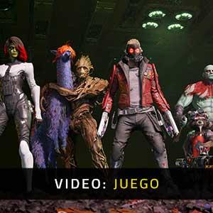 Marvel's Guardians of the Galaxy Vídeo Del Juego