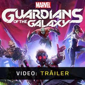 Marvel's Guardians of the Galaxy Tráiler En Vídeo
