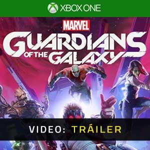 Marvel's Guardians of the Galaxy Xbox One Tráiler En Vídeo