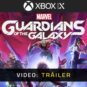 Marvel's Guardians of the Galaxy Xbox Series X Tráiler En Vídeo