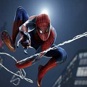 Marvel's Spider-Man Remastered PS5 Balanceo De La Red