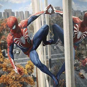 Marvel's Spider-Man Remastered PS5 Traje Avanzado