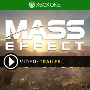 Mass Effect Andromeda Xbox One Precios Digitales o Edición Física