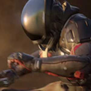 Mass Effect Andromeda PS4 Gameplay