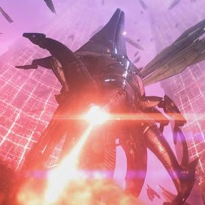 Mass Effect Legendary Edition Láser