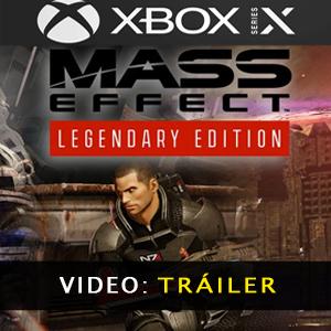 Mass Effect Legendary Edition Vídeo del tráiler