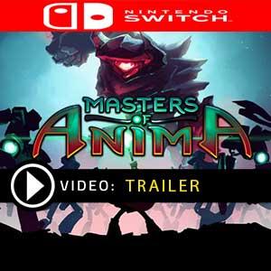 Comprar Masters of Anima Nintendo Switch Barato comparar precios
