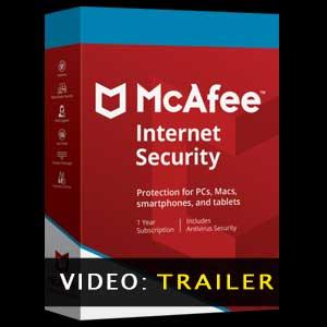 McAfee Internet Security 2019 trailer video