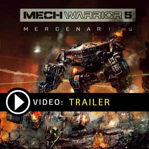 Comprar MechWarrior 5 Mercenaries CD Key Comparar Precios