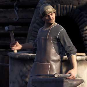 Herrero de la Medieval Dynasty