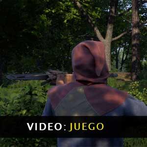 Vídeo de juego de la Medieval Dynasty