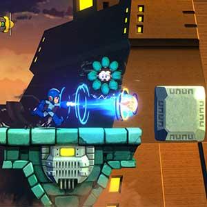 Mega Man difficulty modes