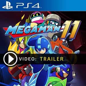 Mega Man 11 PS4 Prices Digital or Box Edicion