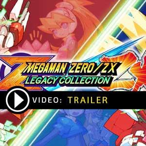 Comprar Mega Man Zero/ZX Legacy Collection CD Key Comparar Precios