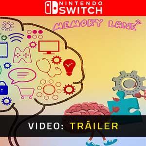 Memory Lane 2 Tráiler en vídeo para Nintendo Switch