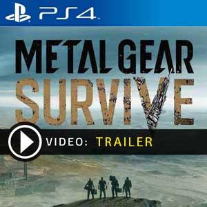 Metal Gear Survive PS4 Precios Digitales o Edición Física