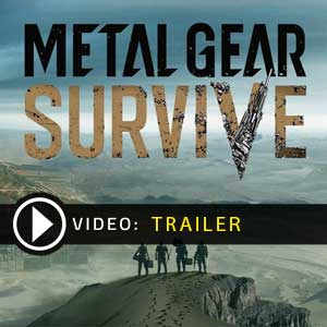 Comprar Metal Gear Survive CD Key Comparar Precios