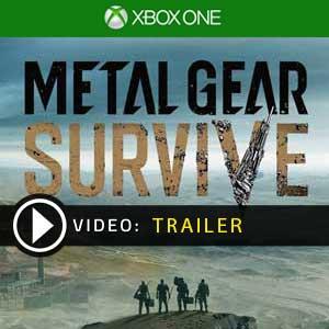 Metal Gear Survive Xbox One Precios Digitales o Edición Física