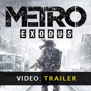 Metro Exodus Vídeo Del Tráiler