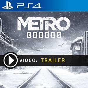 Metro Exodus PS4 Precios Digitales o Edición Física
